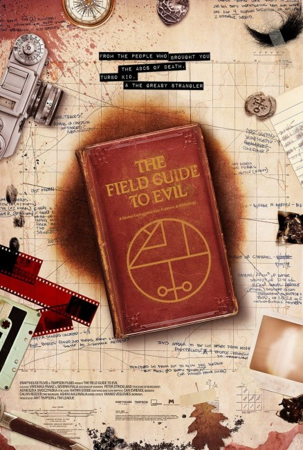The field guide to evil Affiche