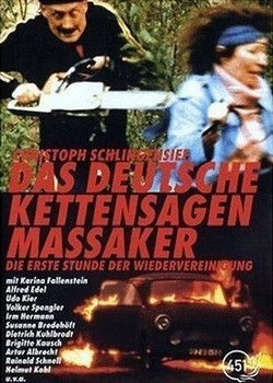 The German Chainsaw Massacre Affiche