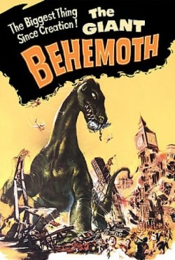 The Giant Behemoth Affiche