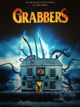 The Grabbers Affiche