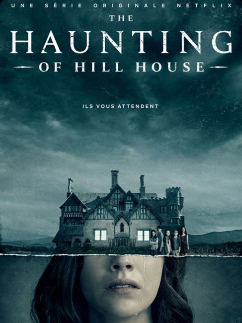 The haunting of hill house Affiche