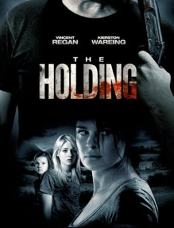 The holding Affiche