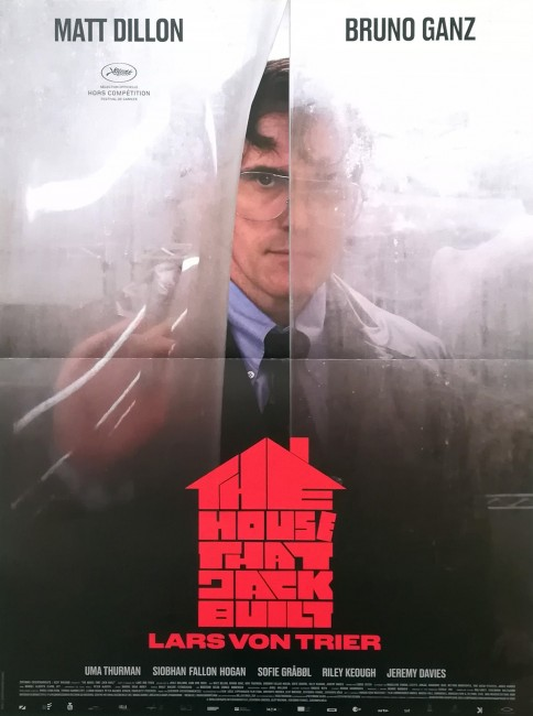 The House that Jack built Affiche