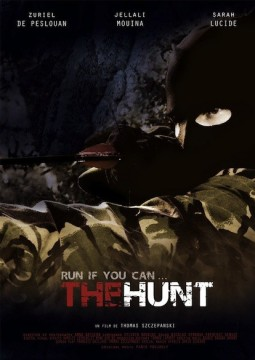 The hunt Affiche