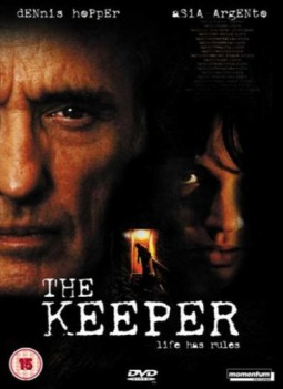 The Keeper Affiche