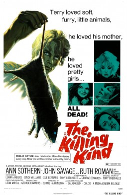 The Killing kind Affiche