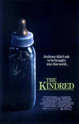 The kindred Affiche