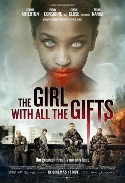 THE LAST GIRL - celle qui a tous les dons Affiche