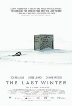 The Last Winter Affiche