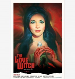 The love witch Affiche