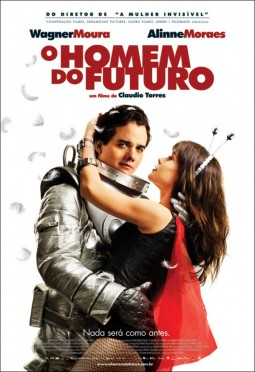 The Man From The Future Affiche
