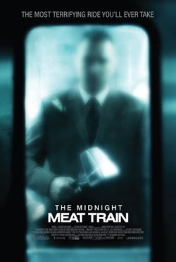 The midnight meat train Affiche