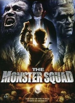 The Monster Squad Affiche