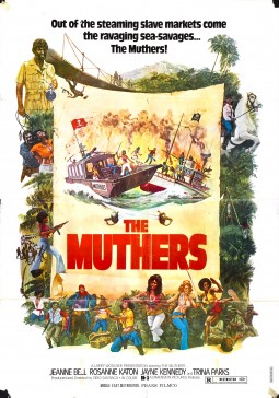 The Muthers Affiche