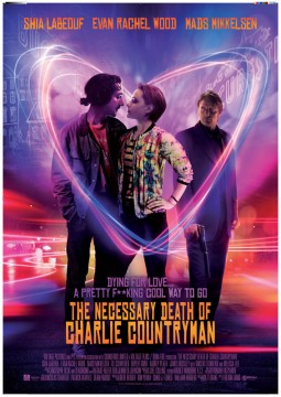 The necessary death of Charlie countryman Affiche