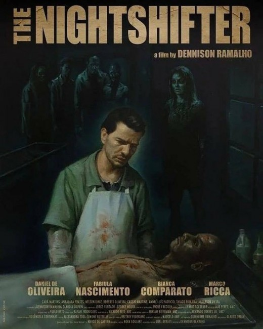 The Nightshifter Affiche