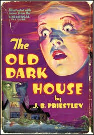The old dark house Affiche