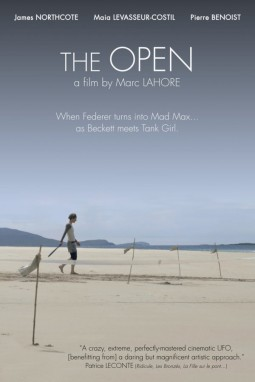 The Open Affiche