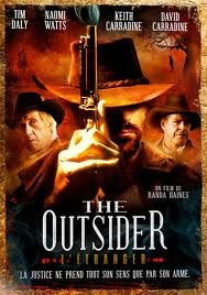 The Outsider Affiche
