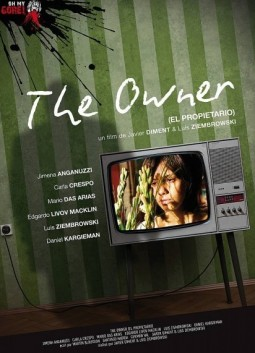 The Owner Affiche