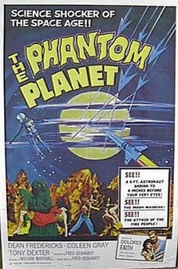The Phantom Planet Affiche