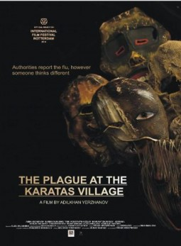 The plague at the Karatas village Affiche