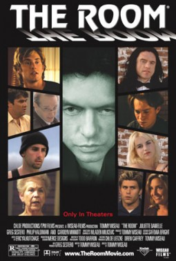 The room Affiche