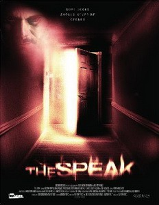 The speak Affiche
