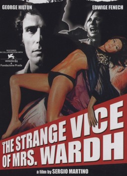 The Strange Vice of Mrs Wardh Affiche
