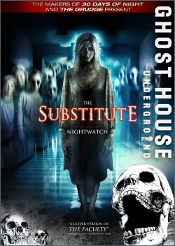 The Substitute Affiche