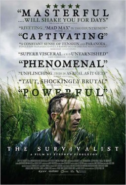 The Survivalist Affiche