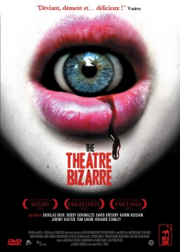 The theatre bizarre Affiche