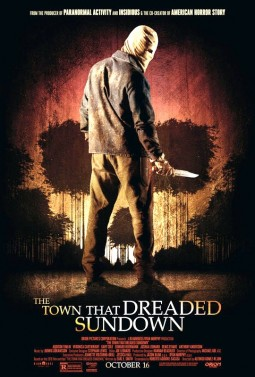 The Town That Dreaded Sundown Affiche