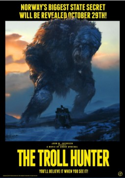 The Troll Hunter Affiche