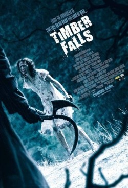 Timber Falls Affiche