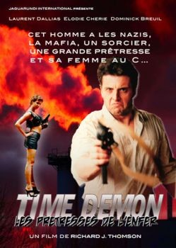 Time Demon Affiche