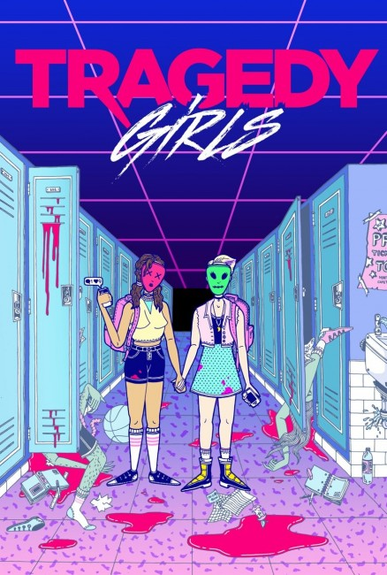 Tragedy Girls Affiche