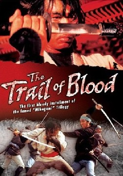Trail of Blood Affiche