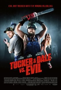 Tucker&Dale fightent le mal Affiche