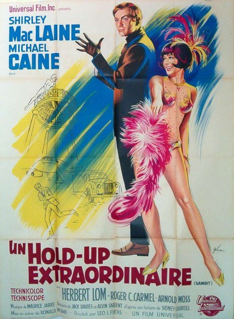Un hold-up extraordinaire Affiche
