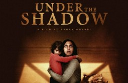 Under the shadow Affiche