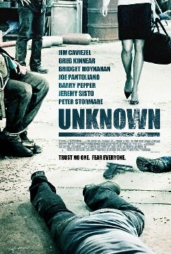 Unknown Affiche