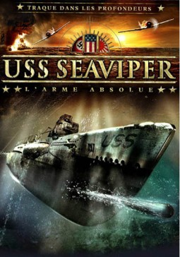 USS Seaviper Affiche