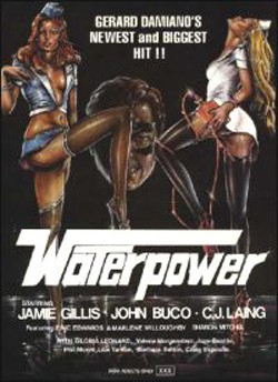 Waterpower Affiche