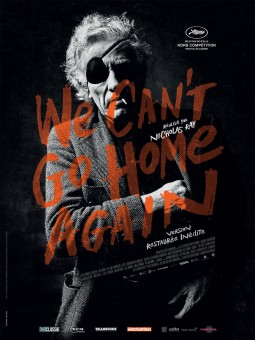 We can't go home again Affiche