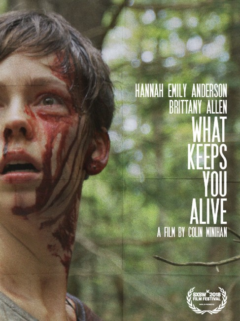 What keeps you alive Affiche