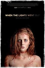 When The Lights Went Out Affiche