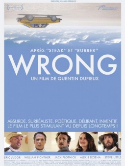 Wrong Affiche