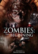 Zombie: The Begining Affiche