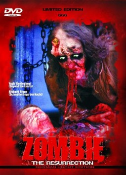 Zombie The Resurrection Affiche